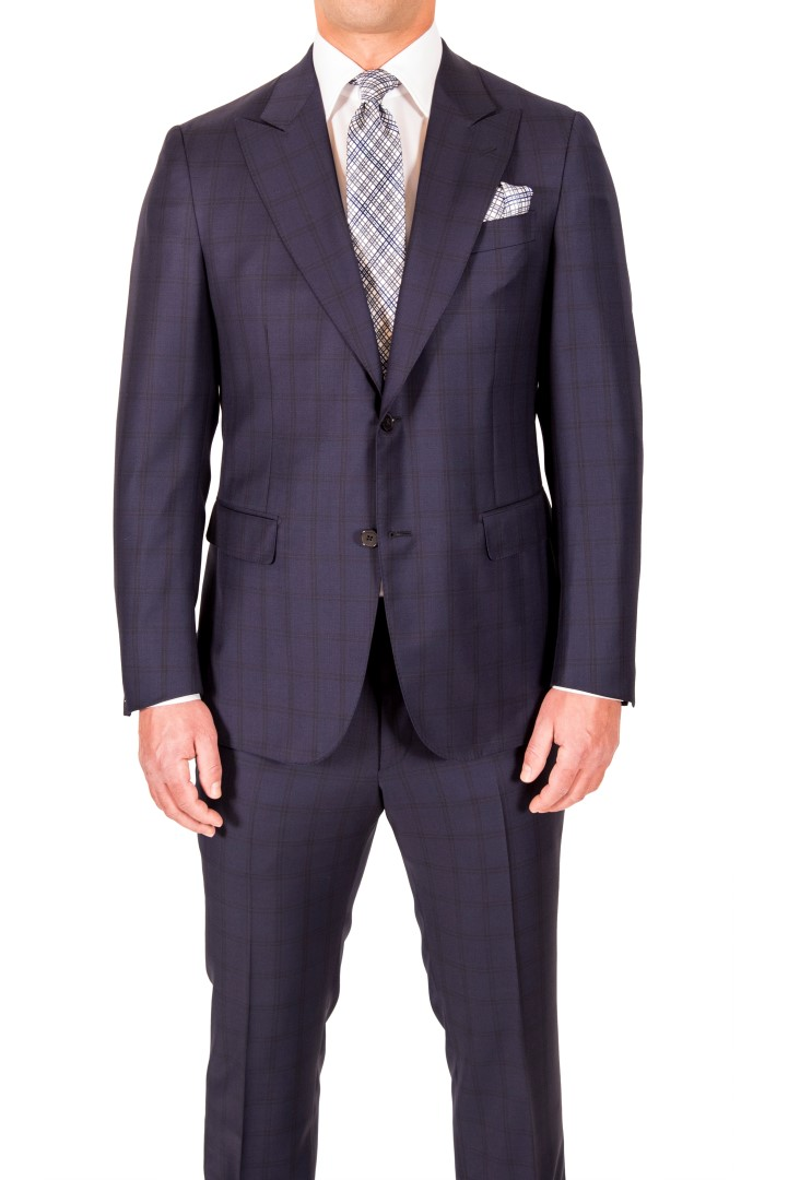 RAVAZZOLO SUIT- BRIONI SHIRT - VITALIANO TIE SET